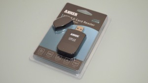 Anker USB card reader writer Package