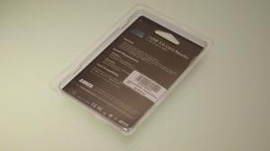 Anker USB card reader writer Rear Package
