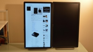 Dell P2314H IPS LCD monitor dual monitors (3)