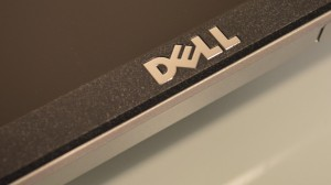 Dell P2314H IPS LCD monitor front logo
