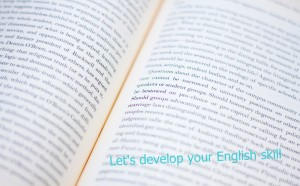 develop english skill via rarejob