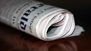learning english with newspaper subscription