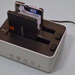 【レビュー】玄人志向のKURO-DACHIで,SSDにクローンをしてみた