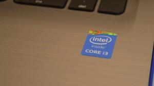 intel core-i3 ステッカー