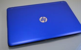 front design of HP Pavilion 15-ab000 laptop pc
