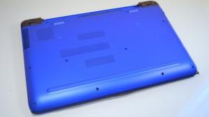 rear design of HP Pavilion 15-ab000 laptop pc