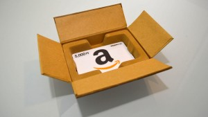 Amazon Gift Amazon boxes Simile Box (7)