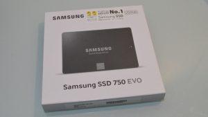 パッケージ MZ-750250B/IT サムスン Samsung SSD 750EVOシリーズ
