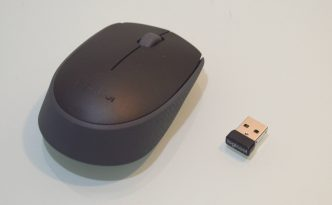 Wireless mouse Logicool M170